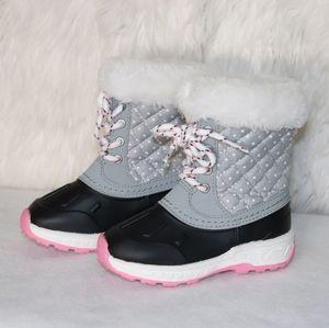 Carter's Snow Boots Toddler 8